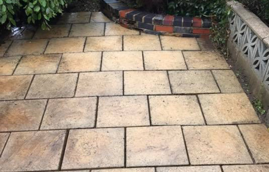Jet Washing Oxfordshire