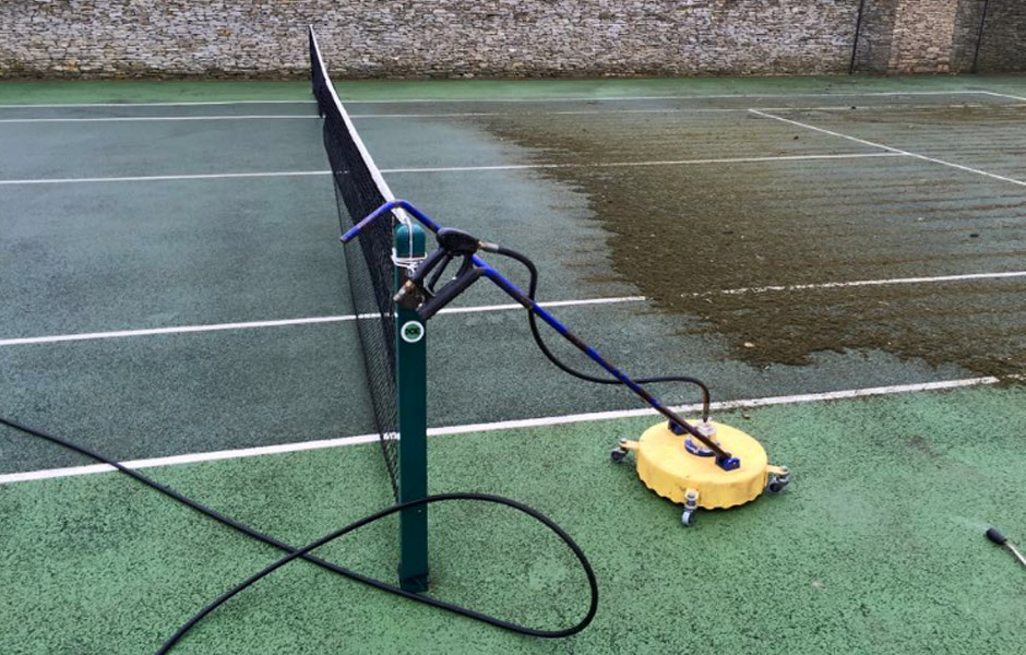 Pressure Washing Oxfordshire